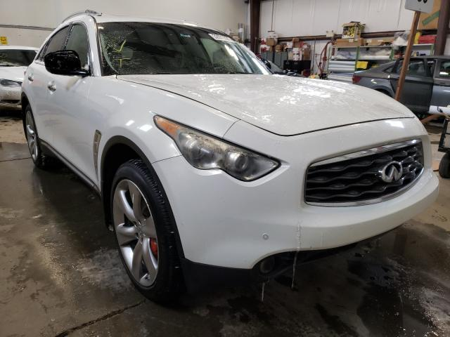 Infiniti FX50 salvage cars for sale: 2010 Infiniti FX50