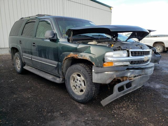 Chevrolet salvage cars for sale: 2004 Chevrolet Tahoe K150