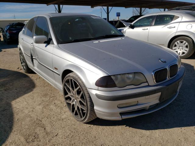 Salvage cars for sale from Copart Temple, TX: 2001 BMW 330 I