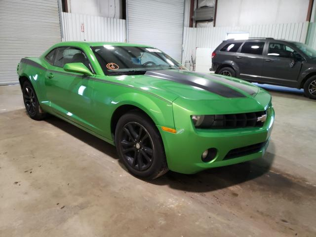 Salvage cars for sale from Copart Lufkin, TX: 2010 Chevrolet Camaro LT