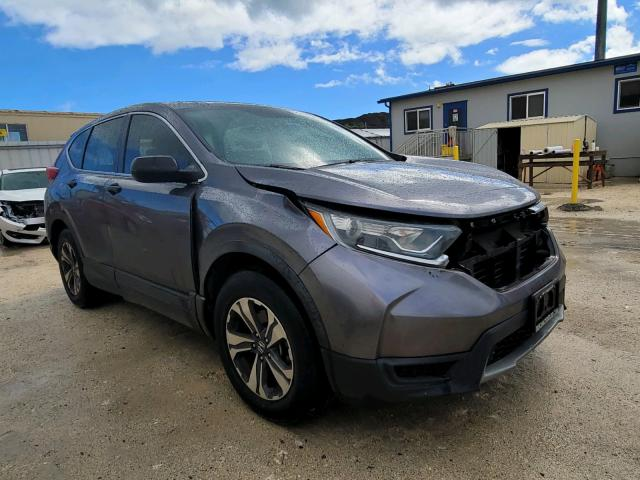 Salvage 2017 HONDA CRV - Small image. Lot 32636851