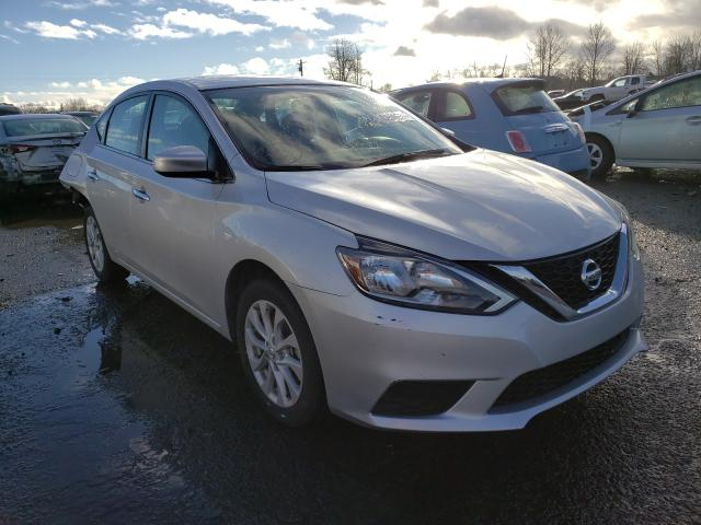 Nissan Sentra S salvage cars for sale: 2019 Nissan Sentra S