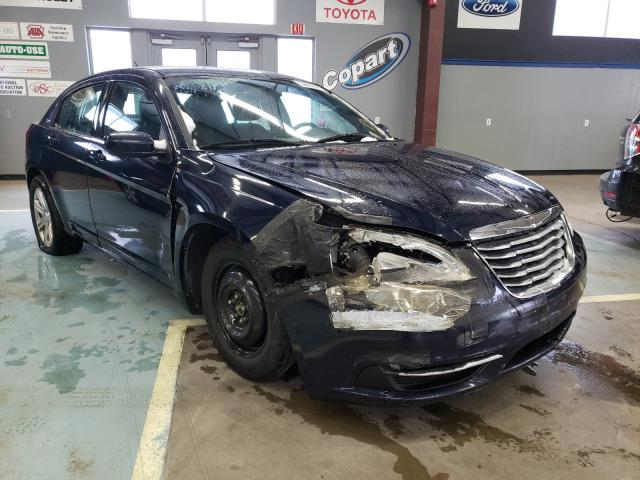 Chrysler salvage cars for sale: 2013 Chrysler 200 Touring