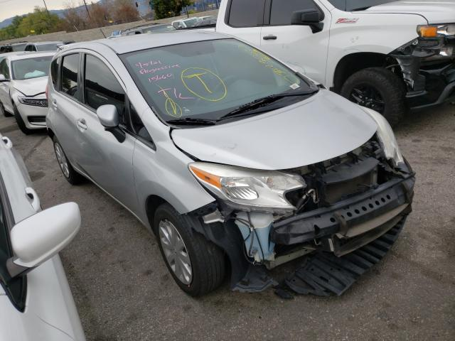 Salvage cars for sale from Copart Colton, CA: 2015 Nissan Versa Note
