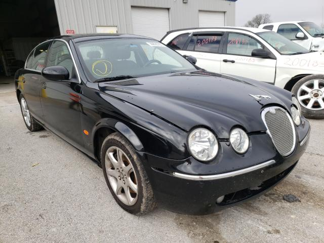 Salvage cars for sale from Copart Rogersville, MO: 2006 Jaguar S-Type