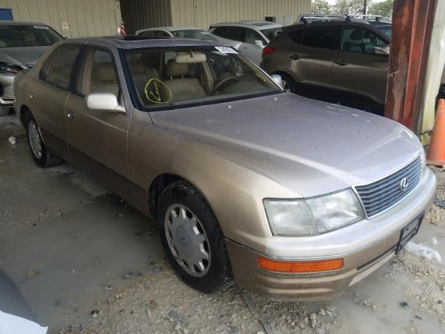 Lexus LS400 salvage cars for sale: 1995 Lexus LS400