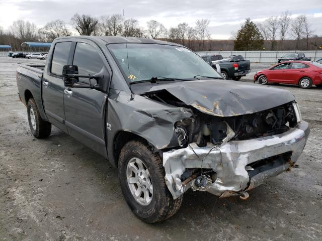 2004 NISSAN TITAN XE - Other View