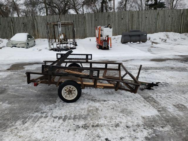 Homemade Trailer salvage cars for sale: 2001 Homemade Trailer