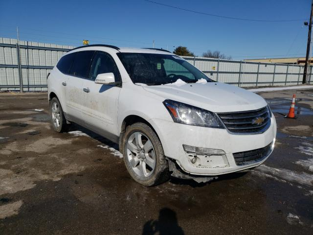 Salvage cars for sale from Copart Lexington, KY: 2017 Chevrolet Traverse L