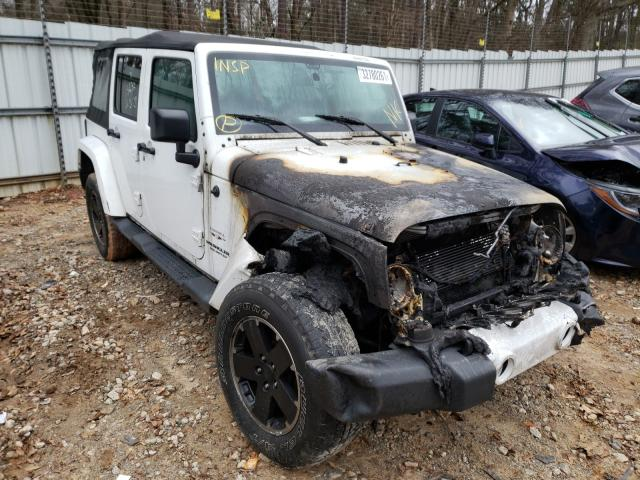 2016 Jeep Wrangler U for sale in Austell, GA