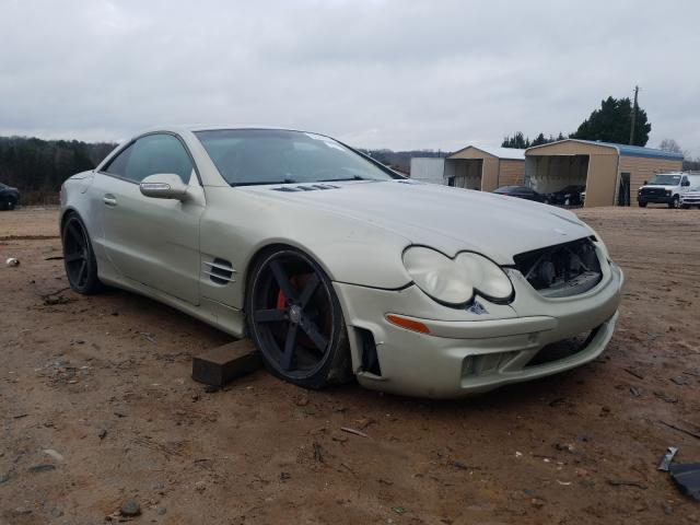 Vehiculos salvage en venta de Copart China Grove, NC: 2003 Mercedes-Benz SL 500R