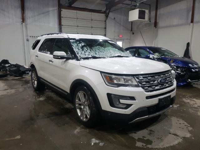 Vehiculos salvage en venta de Copart Lexington, KY: 2016 Ford Explorer L