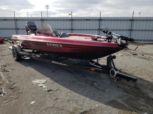 2001 TRIT BOAT - Other View