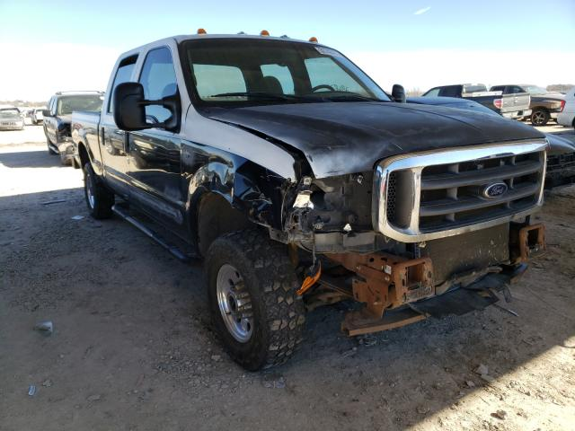 Salvage cars for sale from Copart Temple, TX: 2001 Ford F250 Super