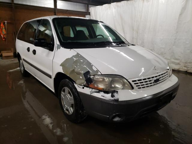 Ford Windstar salvage cars for sale: 2003 Ford Windstar