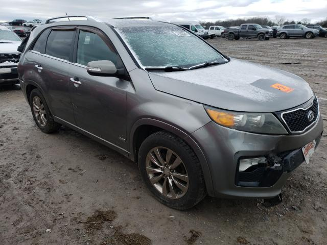 2011 KIA Sorento SX for sale in Madisonville, TN