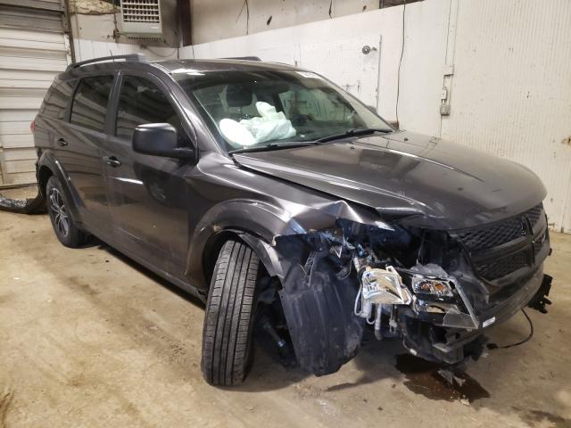 2018 Dodge Journey SE en venta en Casper, WY
