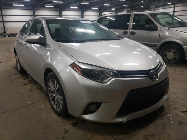 Toyota salvage cars for sale: 2014 Toyota Corolla L