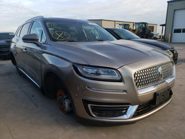 Lincoln Vehiculos salvage en venta: 2019 Lincoln Nautilus R