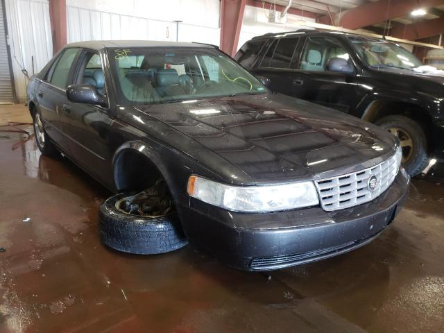 Salvage 2001 CADILLAC SEVILLE - Small image. Lot 32808021