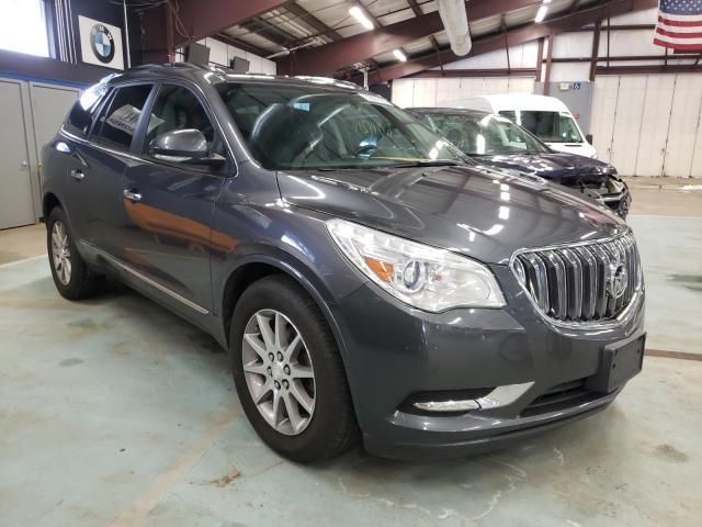 Salvage cars for sale from Copart East Granby, CT: 2014 Buick Enclave