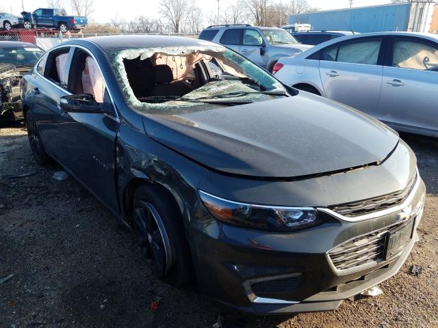 Salvage cars for sale from Copart Bridgeton, MO: 2018 Chevrolet Malibu LT