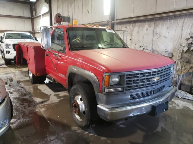 Salvage cars for sale from Copart Eldridge, IA: 1991 Chevrolet GMT-400 C3