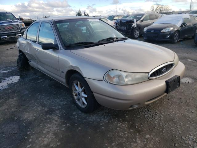 Ford Contour salvage cars for sale: 1998 Ford Contour