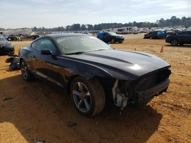 Salvage cars for sale from Copart Longview, TX: 2016 Ford Mustang