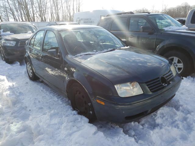 Volkswagen salvage cars for sale: 2003 Volkswagen Jetta