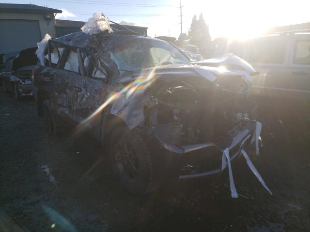 Salvage cars for sale from Copart Eugene, OR: 2021 Toyota Land Cruiser
