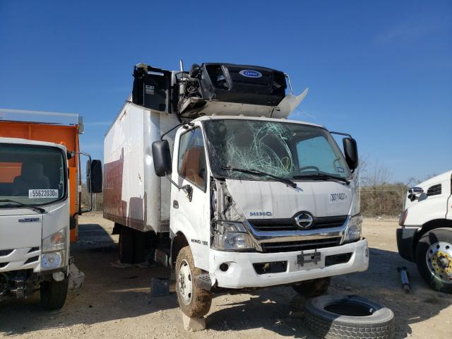 Salvage cars for sale from Copart San Antonio, TX: 2019 Hino Truck