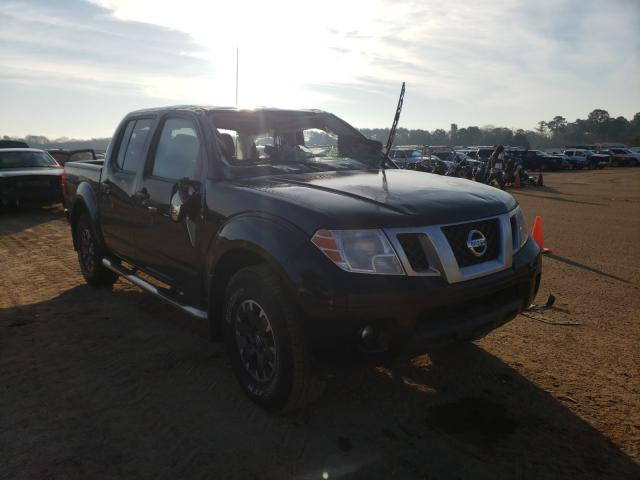 Salvage cars for sale from Copart Longview, TX: 2019 Nissan Frontier S