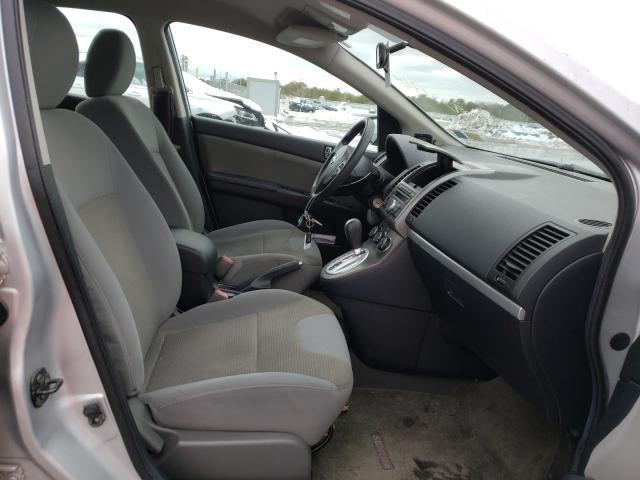 2010 NISSAN SENTRA 2.0 - Left Rear View