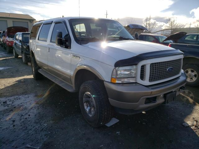 Ford Excursion salvage cars for sale: 2003 Ford Excursion