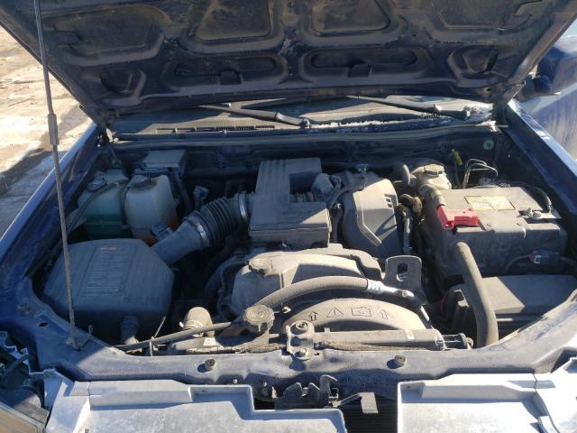2012 CHEVROLET COLORADO L 1GCHTDFE1C8121484