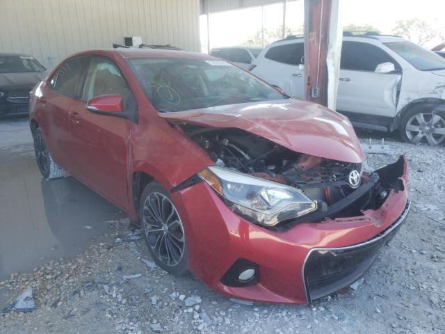 Salvage cars for sale from Copart Homestead, FL: 2015 Toyota Corolla L