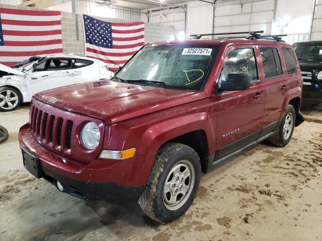 2012 Jeep PATRIOT | Vin: 1C4NJRBB6CD524367