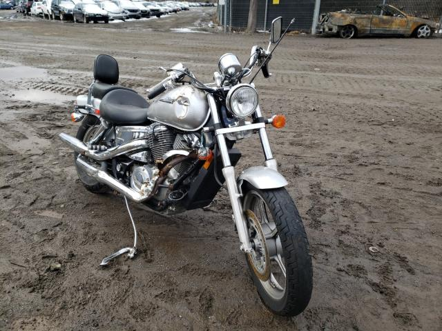 Salvage cars for sale from Copart Waldorf, MD: 2007 Honda VT1100 C