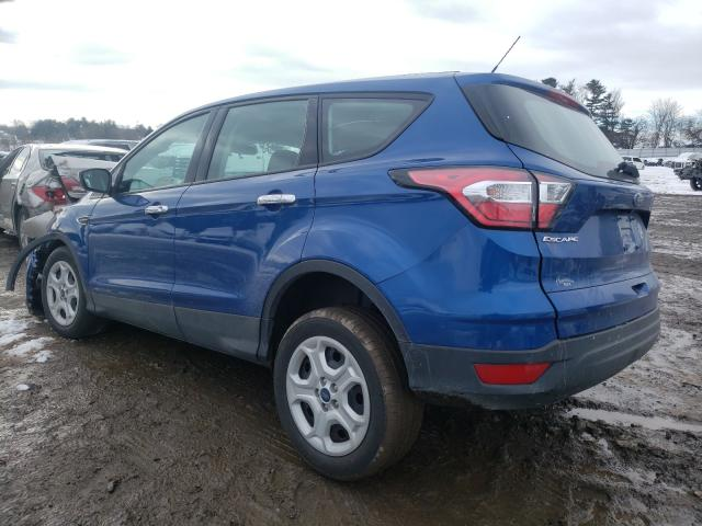 2018 FORD ESCAPE S 1FMCU0F70JUD01055