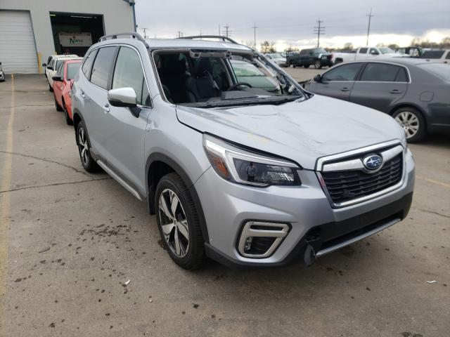 Subaru salvage cars for sale: 2021 Subaru Forester T