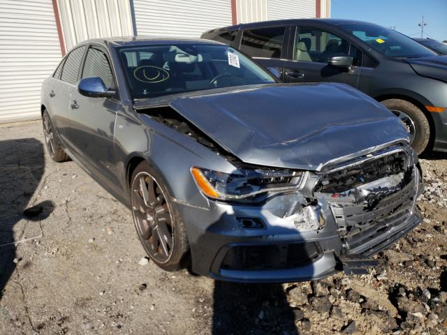 Salvage cars for sale from Copart Gainesville, GA: 2013 Audi S6