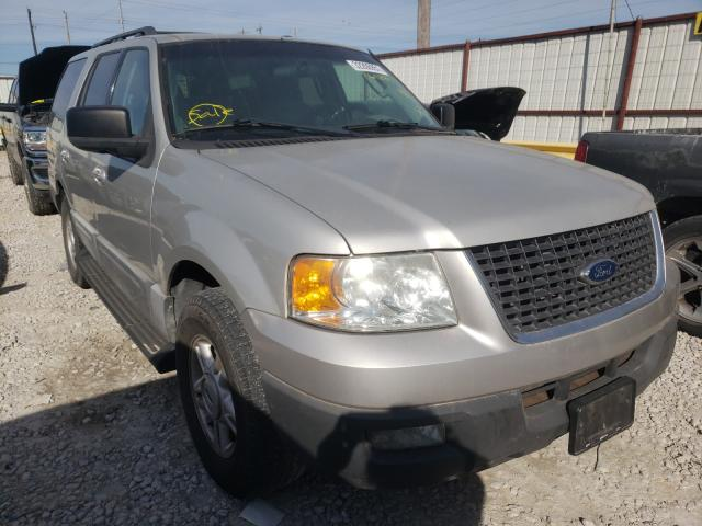 Ford Expedition salvage cars for sale: 2005 Ford Expedition