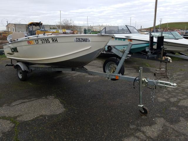 Lowe salvage cars for sale: 2005 Lowe Boat
