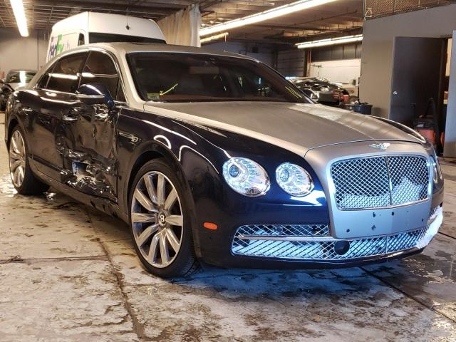 Bentley Flying SPU salvage cars for sale: 2017 Bentley Flying SPU