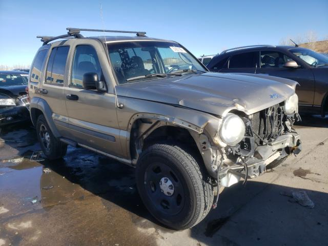 2005 JEEP LIBERTY SP - Other View