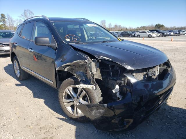 Nissan Rogue salvage cars for sale: 2015 Nissan Rogue