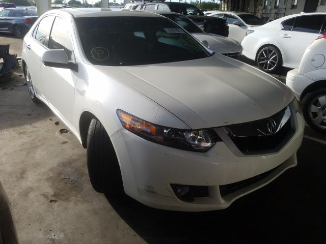 Salvage cars for sale from Copart Van Nuys, CA: 2009 Acura TSX