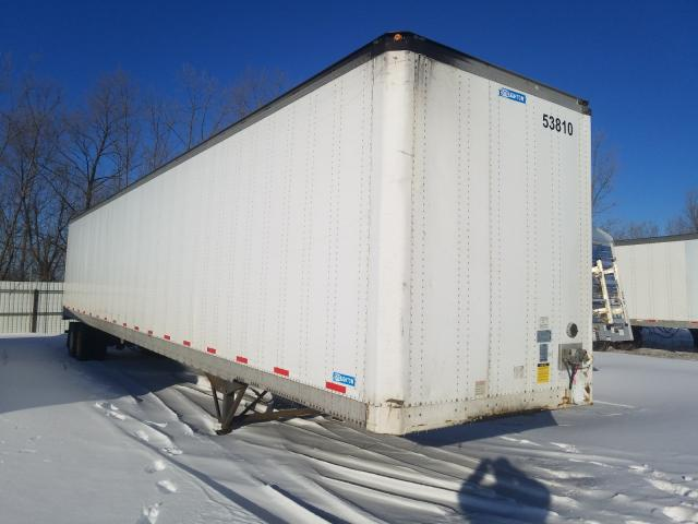 Stoughton salvage cars for sale: 2012 Stoughton Trailer