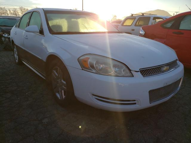 Salvage cars for sale from Copart Colton, CA: 2012 Chevrolet Impala LT
